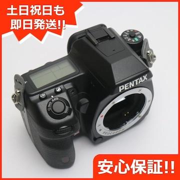 ●安心保証●超美品●PENTAX K-5 ブラック●
