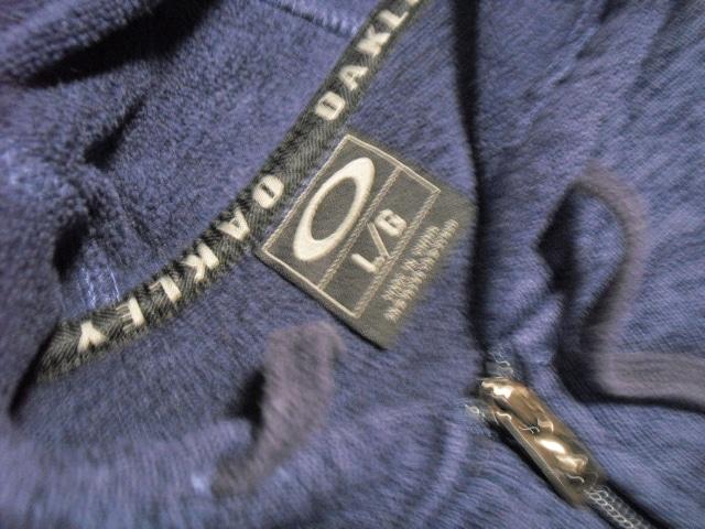 OAKLEY オークリー ジャケット パーカー USA−L < ブランドの