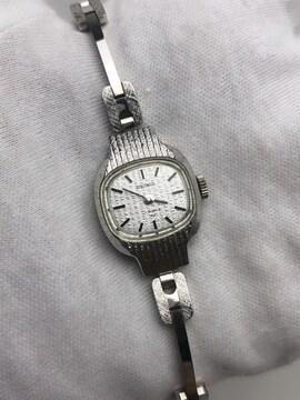 T094 セイコー 手巻き 17石 レディース 腕時計 稼働品
