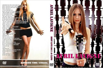 AVRIL LAVIGNE LIVE 2011 & プロモ アヴリルラヴィーン CLIPS