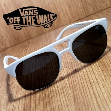 良品 VANS ヴァンズ【スケーター】SK8 USA製サングラス