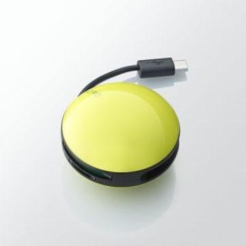 ELECOM タブレット/スマホ用  カードリーダーライター