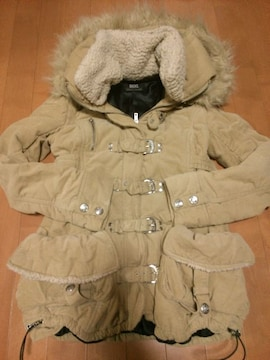 ◆BACKS ◆ファーフード◆コート◆
