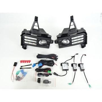 LEDデイライトフォグランプ&LEDフォグ トヨタ ランドクルーザー200系