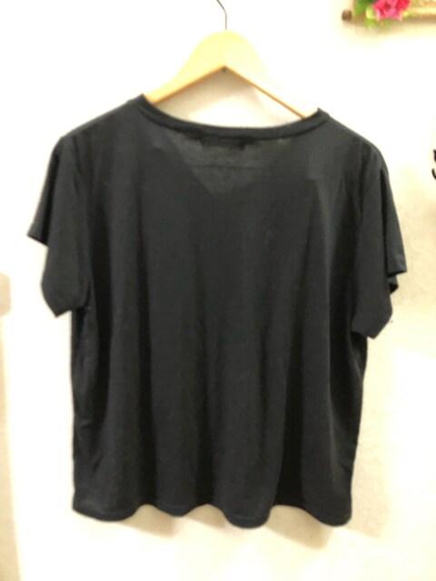 3L未使用黒トッパーロングカーディガンアンサンブル < 女性ファッションの