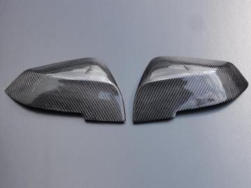 リアル カーボン ドアミラーカバー ランサー ランエボ 6 �Y