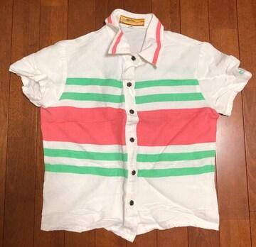 ココルル☆バックロゴシャツ