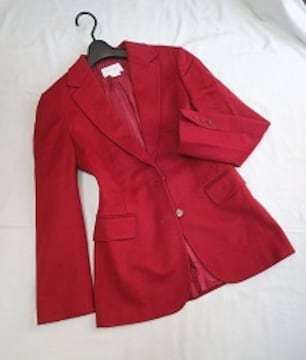 ◆Caractere/イタリア製 デザインジャケット/サイズ38