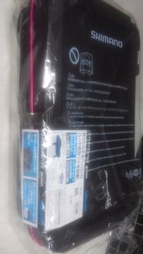 シマノ ライトタックルバッカン 32L(ブラック)Bk-063R New!