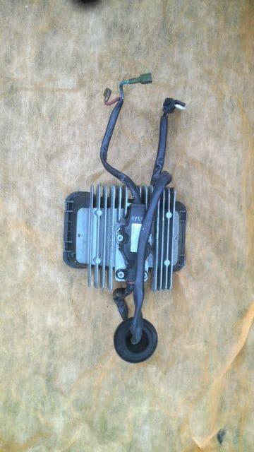 R129純正ブロワーモーター < 自動車/バイク