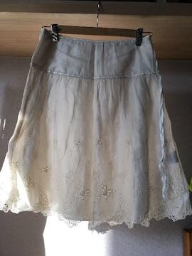 レベッカテイラー 綿スカート