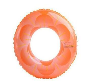 浮輪 90�p オレンジ
