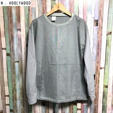 N.HOOLYWOOD 161-SH03 pieces プルオーバーシャツ