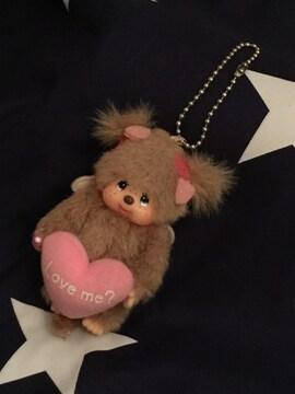 モンチッチ  キンホルダー 天使ちゃん