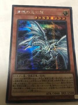 遊戯王 青眼の亜白龍 20TH-JPC54 シークレットレア