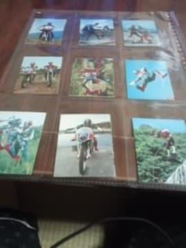 仮面ライダーのカード