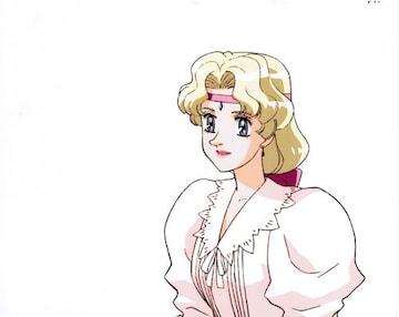【セル画】エスカフローネ★ミラーナ姫【動画】