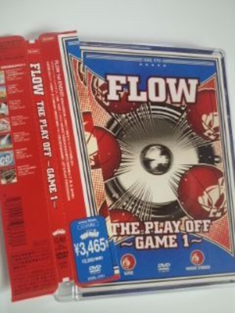 DVDFLOW THE PLAY OFF GAME 1送料込み  < タレントグッズの