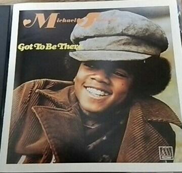 国内盤CD マイケル・ジャクソン GOT TO BE THERE 帯なし