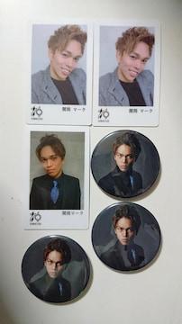 10神ACTOR 関岡マーク まとめ売り