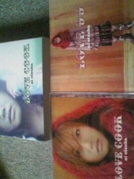 送料無料CD+フォトブック 大塚愛 LOVE COOK