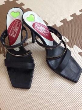 23�pの靴 ヒール9�p