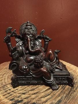 ガネーシャ仏像★アジアン★ガネーシャ★エスニック★神様★
