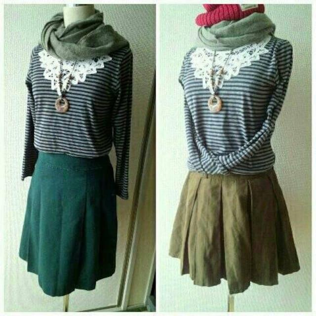 冬スカートなど8点福袋セット  < 女性ファッションの
