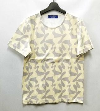 ビームスライツミックイタヤ半袖Tシャツトップスイエローク