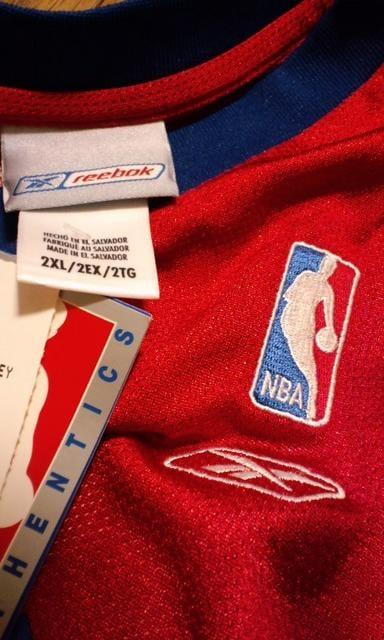 NBAクリッパーズ ゲームシャツ タンクトップサイズ2XLXXL→3XL位  �G < 男性ファッションの