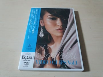 ソエルDVD「Sowelu Video Clips Vol.1」●