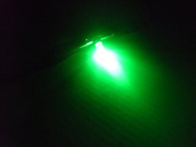 グランドプロフィア用/エアコンパネル用LEDセット/緑色/トラック < 自動車/バイク