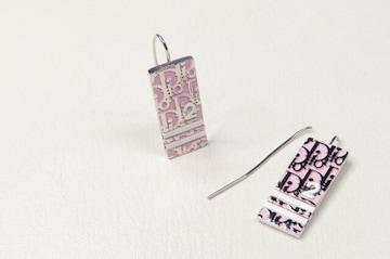 Christian Dior クリスチャンディオール フックピアス