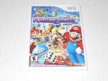 Wii★FORTUNE STREET 海外版★新品未開封