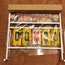 ハイキュースコアボード風卓上カレンダー