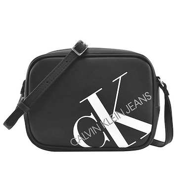 ◆新品本物◆カルバンクラインジーンズ ショルダーバック(BK)『K60K606854』◆