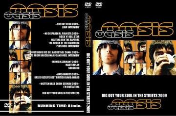 ≪送料無料≫OASIS DIG OUT YOUR SOUL 2009 & more オアシス