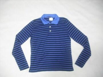 wr509 女 Ralph Lauren ラルフローレン 長袖ポロシャツ Sサイズ