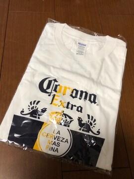 コロナビール ノベルティ Tシャツ Corona