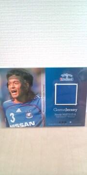 松田直樹 2006 マリノス ジャージカード
