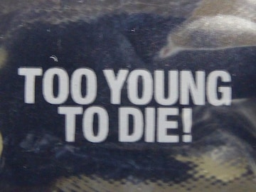 レア!TOKIO長瀬智也/映画/TOO YOUNG TO DIE!ポーチ★グッズ/希少