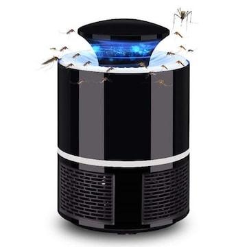 蚊取り器 uv光源誘引式 虫除け USB給電
