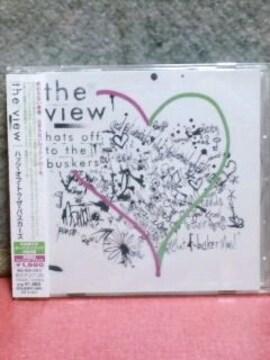 送料無料!The View(ザ・ビュー)/ハッツ・オフ・トゥ・ザ^