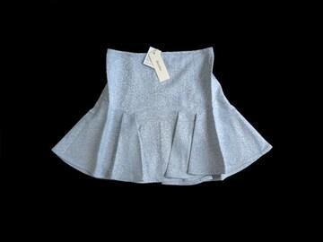 新品 定価7600円 ダズリン DazzliN 総柄 フレア ミニ スカート