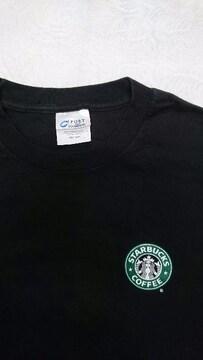 美品!! スターバックス国内200店舗記念Tシャツ カラーブラック/サイズM