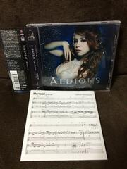 Aldious♪【Mermaid】帯&楽譜付き