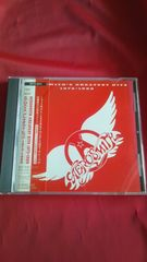 ☆中古CD【『AEROSMITH GREATEST HITS 1973〜1988』エアロスミス】