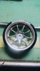1/10RC用 タイヤ ステッカー  ドリラジ D1