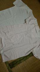 160�a☆二枚組♪シャツ