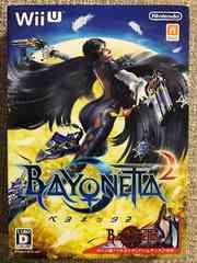 ベヨネッタ2 美品 WiiU BAYONETTA2